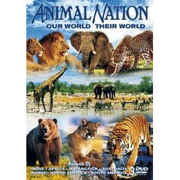Animal Nation - Our World Their World [DVD]